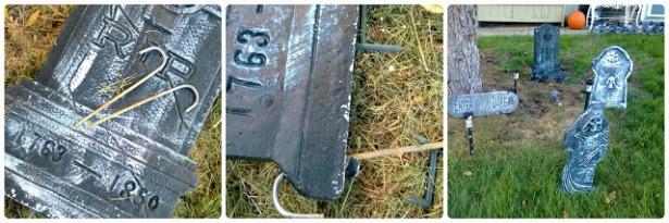 DIY tombstone tip