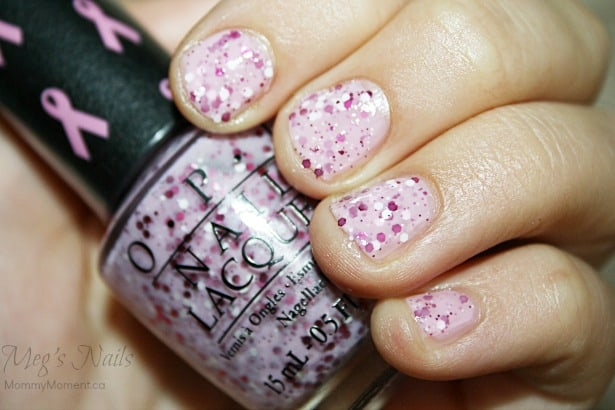OPI Breast Cancer Awareness Month