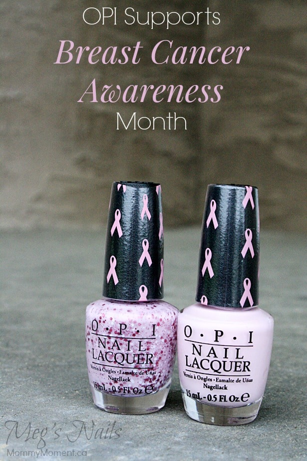 OPI Breast Cancer Awareness