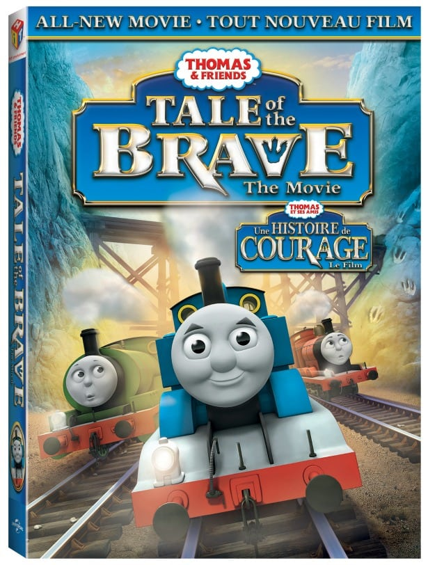 Thomas Tale of the Brave