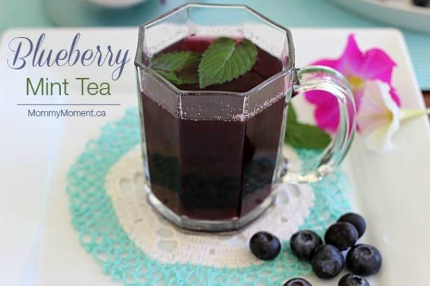 blueberry-mint-tea