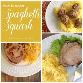 How to make Spaghetti Squash