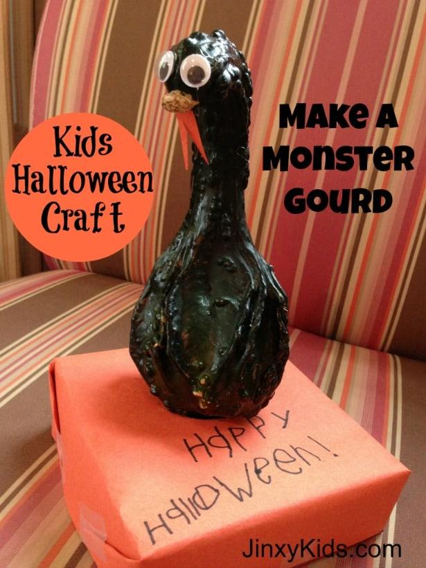 monster gourd