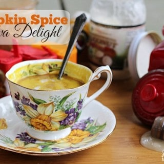 Pumpkin Spice Java Delight