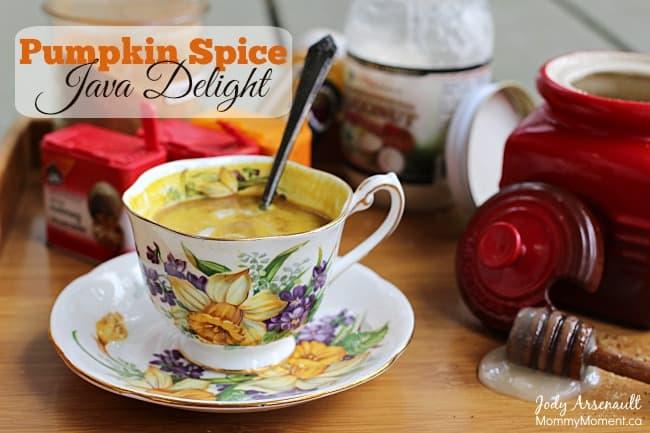 pumpkin-spice-Java