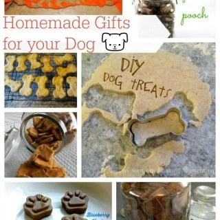 Homemade Dog Gifts
