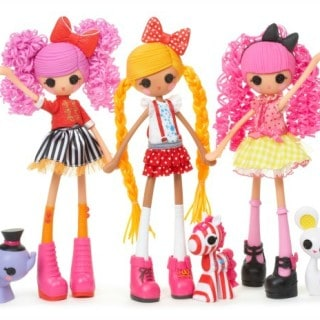 Lalaloopsy Prize Pack #31DaysofGifts #Giveaway {CAN}