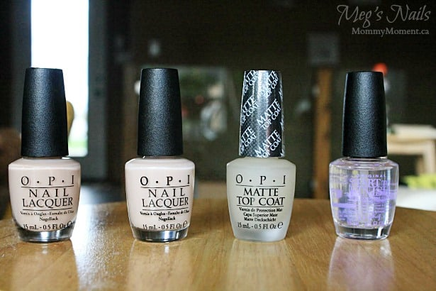 OPI 4 new colors