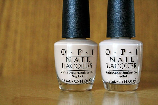 OPI New Colours Nude