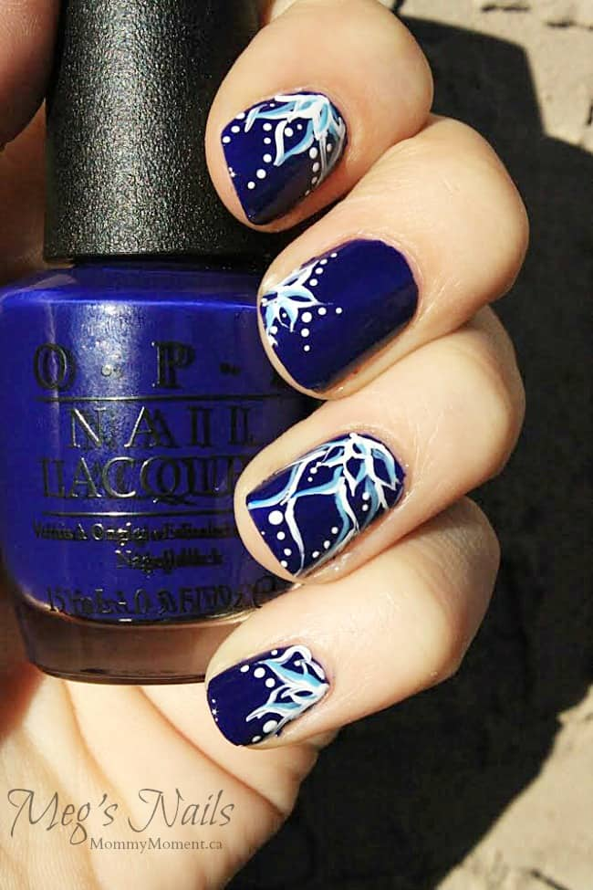 OPI Plaid about you