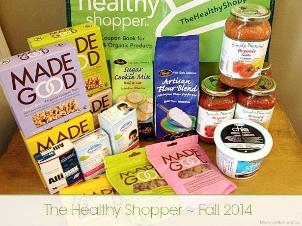 The Healthy Shopper Fall 2014