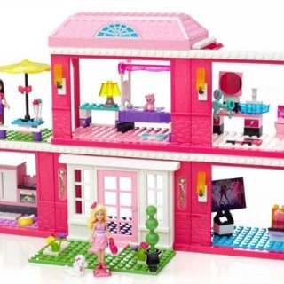 Barbie Build 'n Play Fab Mansion #31DaysofGifts #Giveaway {CAN}