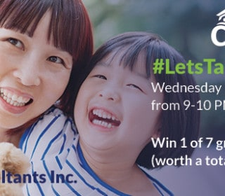 #LetsTalkRESPs Twitter Party November 19th @ 9pm EST