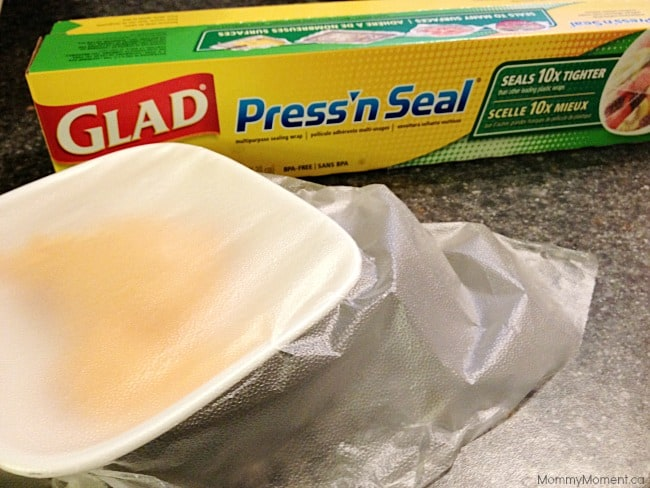 Glad Press n Seal