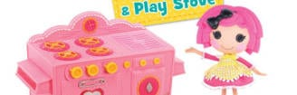Lalaloopsy and oven