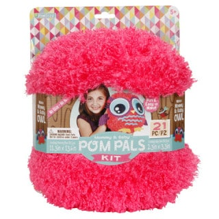 Make… decorate… play… grow! With PomTree Village #31DaysOfGifts #Giveaway {US}