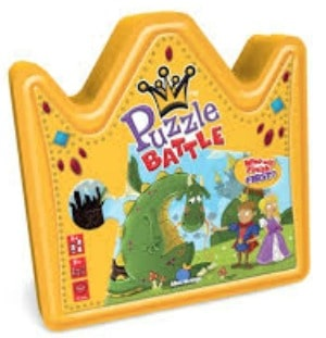 Get Ready for Fun with Puzzle Battle #31DaysOfGifts #Giveaway