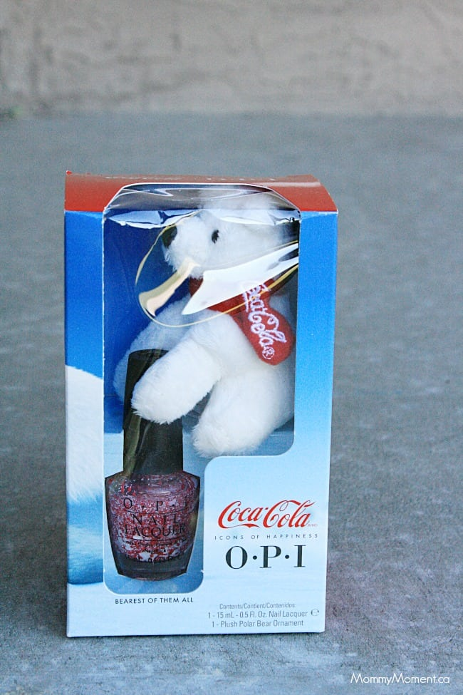 Opi Coca Cola Nail Polish Collection Partial: OPI Bearest Of Them All