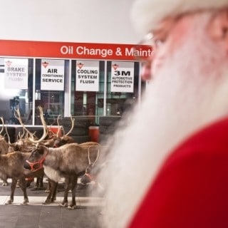 Canadian Tire – Your One Stop Shop and Official Santa Helper! #CTSavesSanta