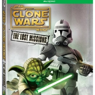 Complete your collection with Star Wars The Clone Wars! #31DaysOfGifts #Giveaway {CAN}