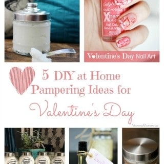 5 DIY at Home Pampering Ideas for Valentine's Day