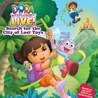 Dora the Explorer is Coming to Winnipeg!