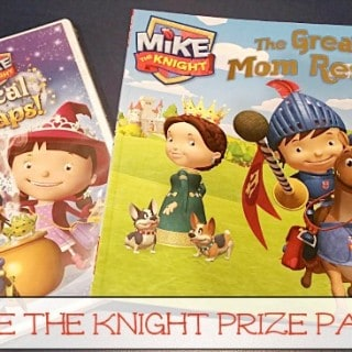 Mike the Knight in the Great Scavenger Hunt #Giveaway {CAN}
