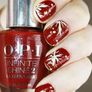 Infinite Shine Nail Art