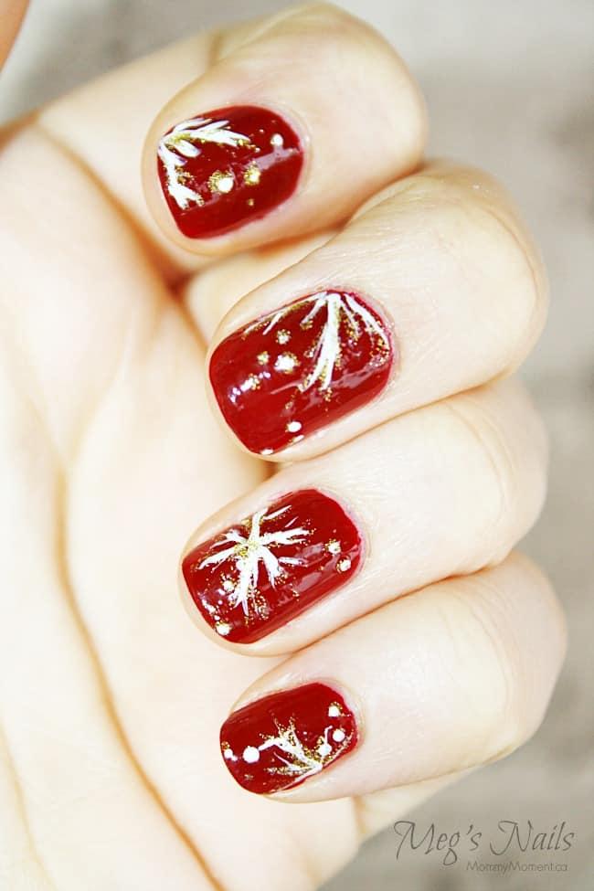 Megs Nails OPI