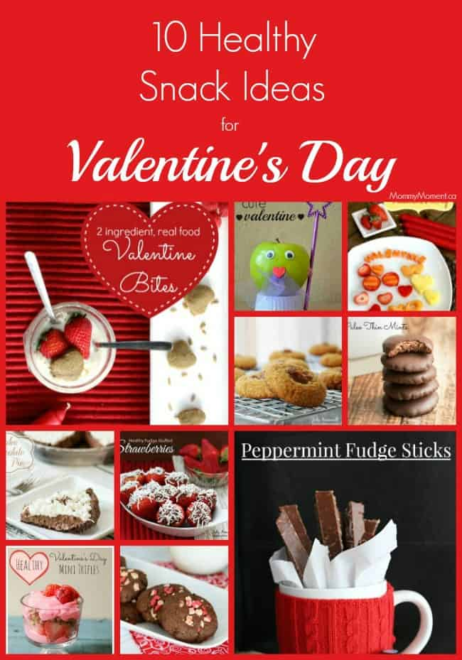 10 Healthy Valentine's Day Snacks