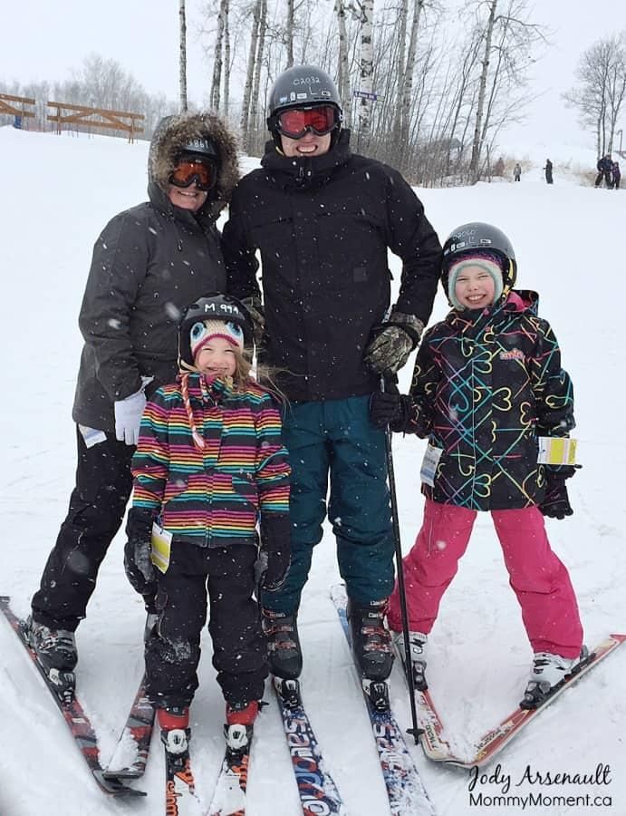family-ski-trip