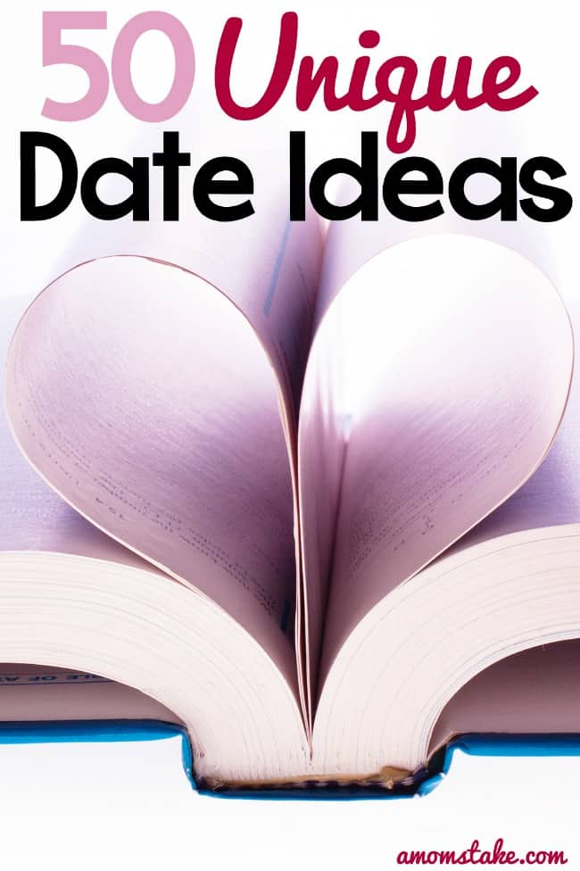 50 Unique Date Ideas