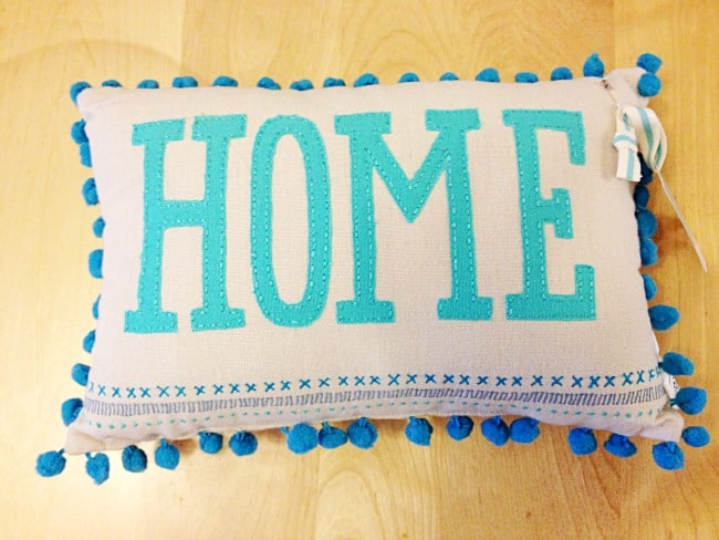 Hallmark Home Pillow