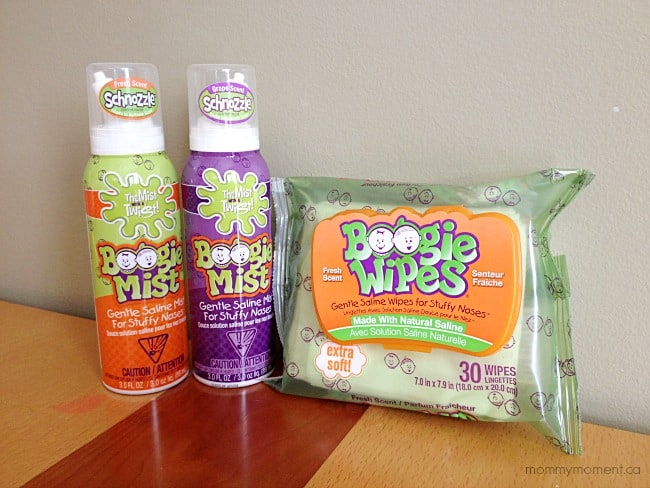 Kandoo Boogie Mist and Boogie Wipes