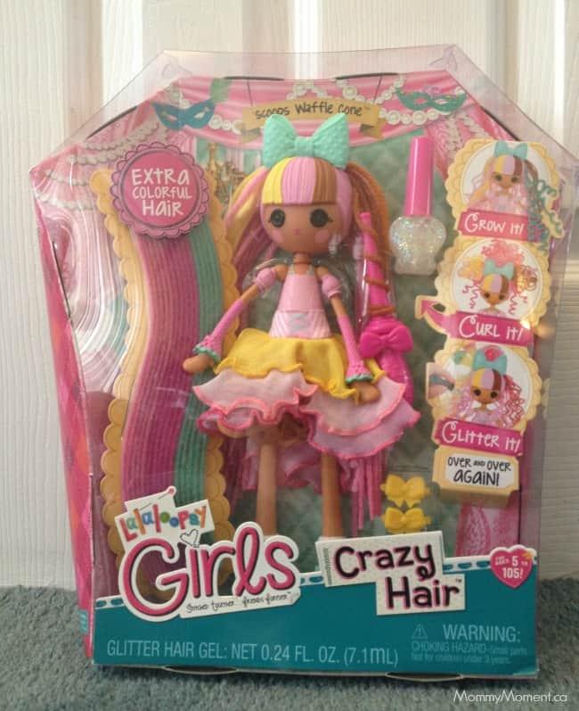 Lalaloopsy Girls Crazy Hair