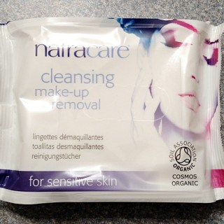 Natracare's New Cleansing Make-Up Removal Wipe #Giveaway