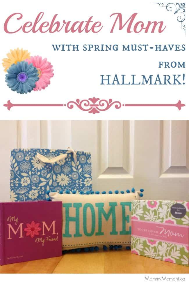 Spring Must Haves from Hallmark