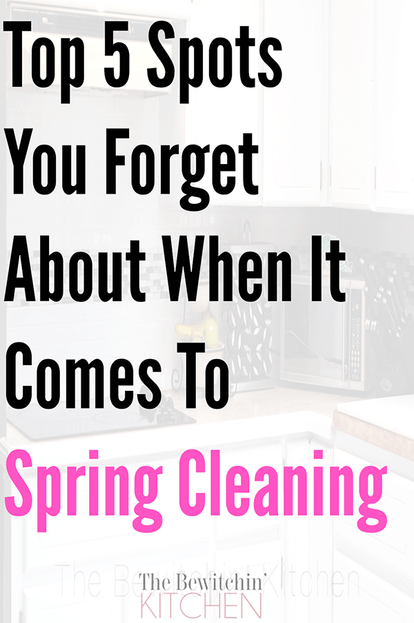 Top-5-Places-You-Forget-About-When-Spring-Cleaning