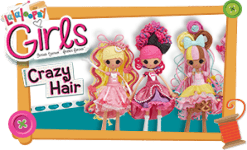 lalaloopsy girls dolls