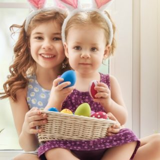 52 NON CANDY EASTER BASKET IDEAS