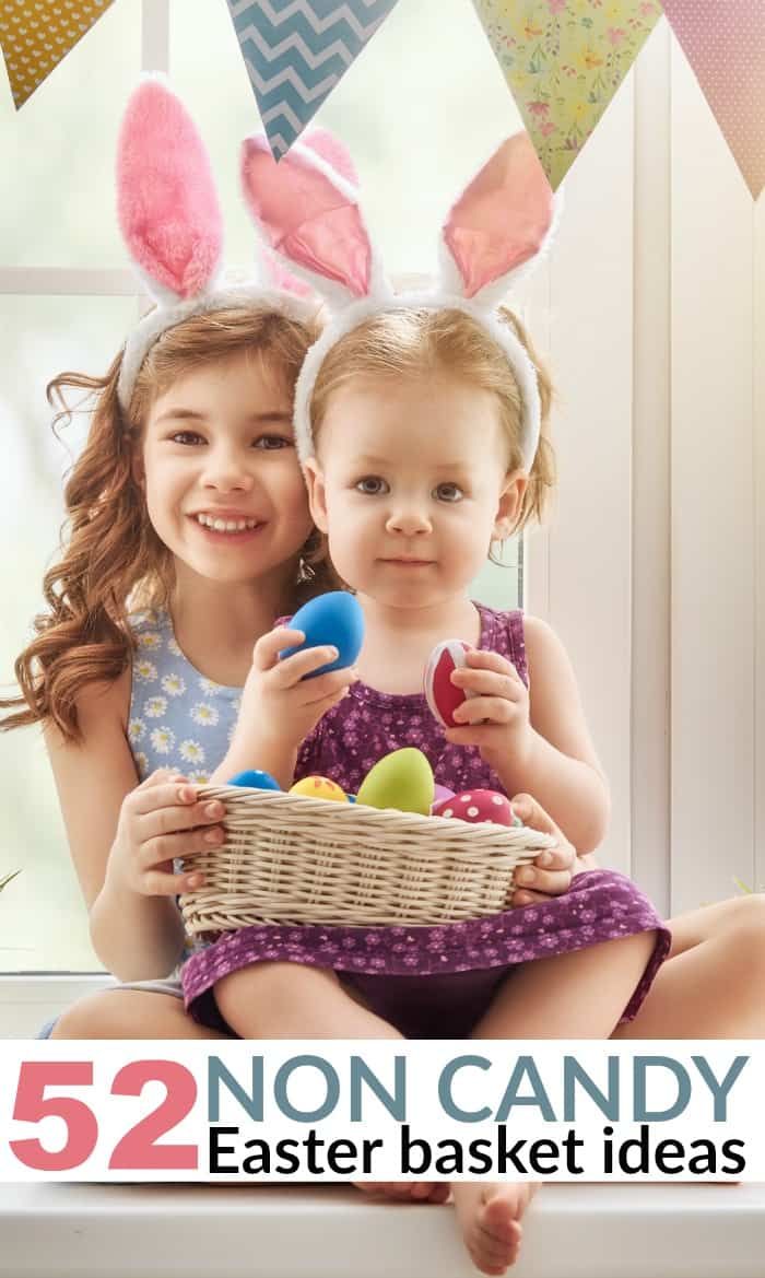 personalized easter basket ideas