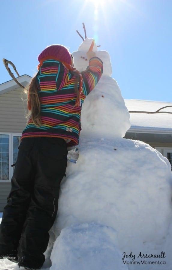 sunshine-snowman