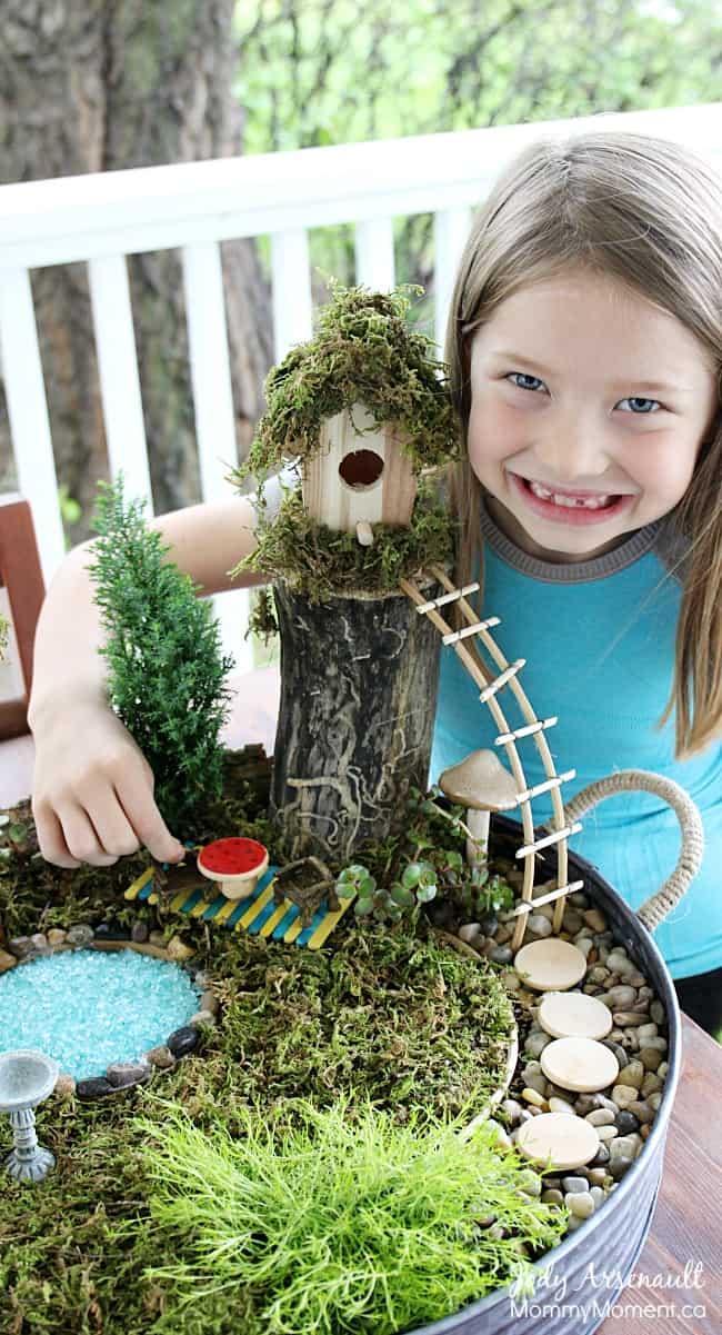little-girl-fairy-garden