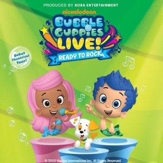 Bubble Guppies LIVE! {Pre-Sale Code} #BubbleGuppiesOnTour