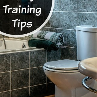 11 Potty Training Tips #KandooKids
