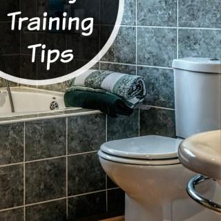 11 Potty Training Tips #KandooKids