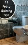 11 Potty training tips