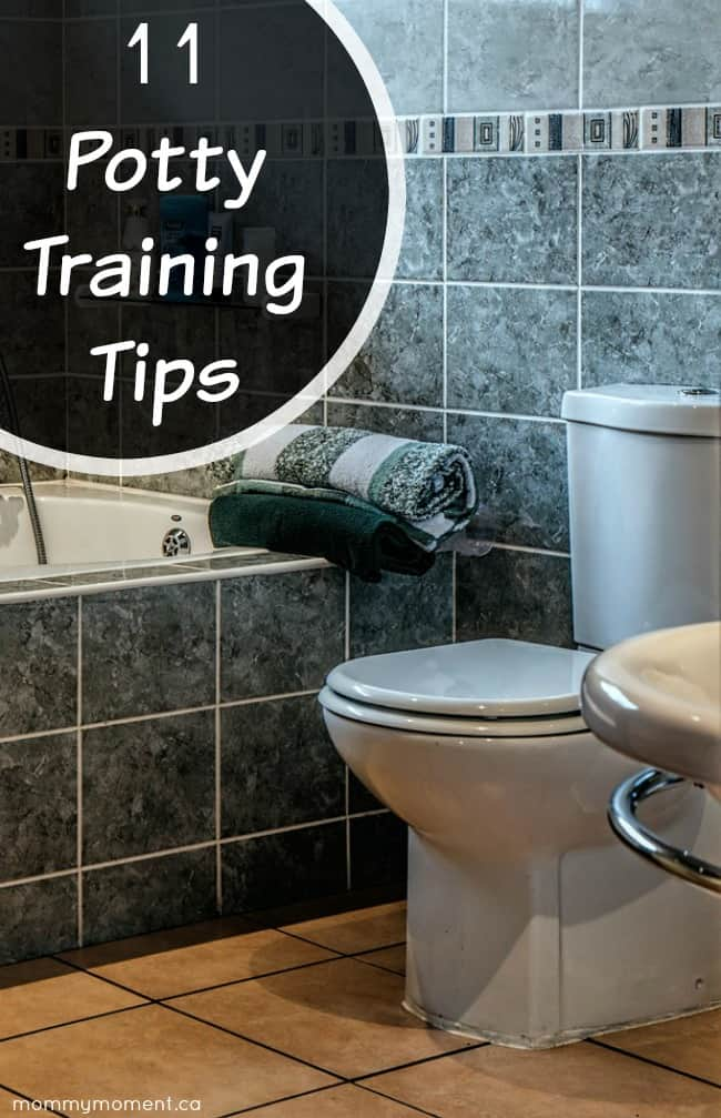 11 Potty training tips