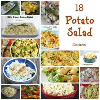 18 POTATO SALAD RECIPES FOR SUMMER!