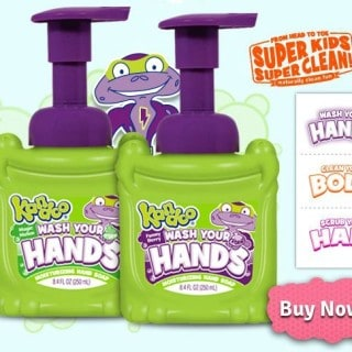 Potty Training Tips with #KandooKids #Giveaway {CAN}